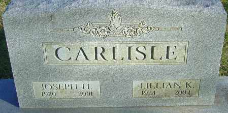 CARLISLE, LILLIAN K - Franklin County, Ohio | LILLIAN K CARLISLE - Ohio Gravestone Photos