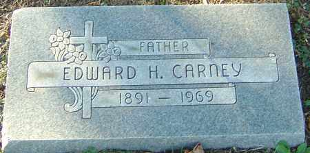 CARNEY, EDWARD H - Franklin County, Ohio | EDWARD H CARNEY - Ohio Gravestone Photos