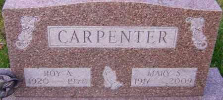 CARPENTER, ROY - Franklin County, Ohio | ROY CARPENTER - Ohio Gravestone Photos