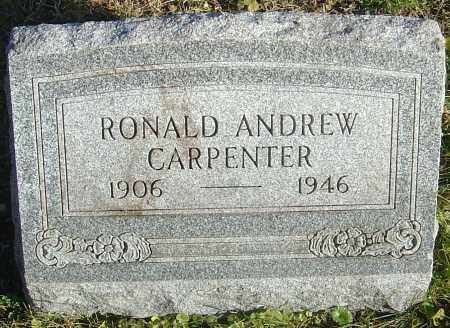 CARPENTER, RONALD ANDREW - Franklin County, Ohio | RONALD ANDREW CARPENTER - Ohio Gravestone Photos