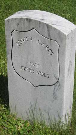 CARPS, EDWIN - Franklin County, Ohio | EDWIN CARPS - Ohio Gravestone Photos