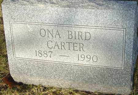 KENNEDY CARTER, ONA - Franklin County, Ohio | ONA KENNEDY CARTER - Ohio Gravestone Photos