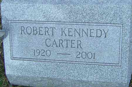 CARTER, ROBERT KENNEDY - Franklin County, Ohio | ROBERT KENNEDY CARTER - Ohio Gravestone Photos
