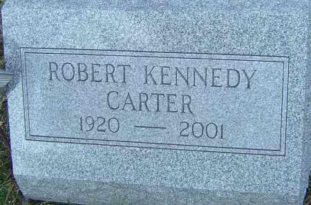 CARTER, ROBERT KENNEDY - Franklin County, Ohio   ROBERT KENNEDY CARTER - Ohio Gravestone Photos
