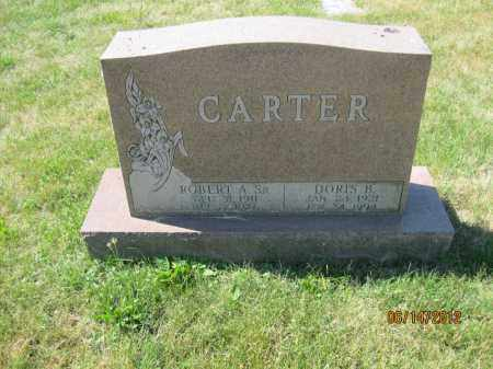 CARTER, ROBERT A SR - Franklin County, Ohio | ROBERT A SR CARTER - Ohio Gravestone Photos