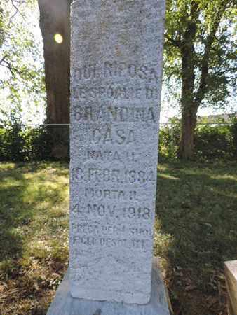 CASA, BRANDINA - Franklin County, Ohio | BRANDINA CASA - Ohio Gravestone Photos