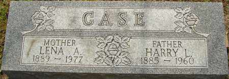 CASE, LENA A - Franklin County, Ohio | LENA A CASE - Ohio Gravestone Photos