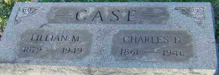 CASE, LILLIAN M - Franklin County, Ohio | LILLIAN M CASE - Ohio Gravestone Photos