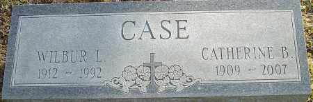 CASE, WILBUR L - Franklin County, Ohio | WILBUR L CASE - Ohio Gravestone Photos