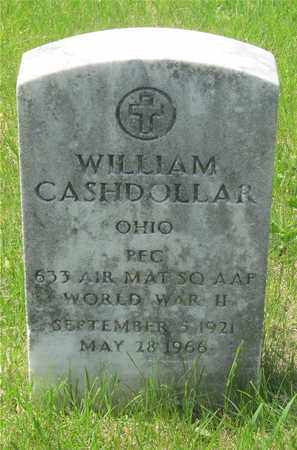 CASHDOLLAR, WILLIAM - Franklin County, Ohio | WILLIAM CASHDOLLAR - Ohio Gravestone Photos