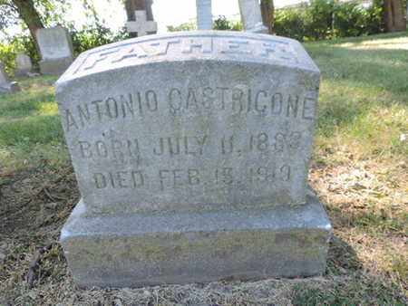 CASTRICONE, ANTONIO - Franklin County, Ohio | ANTONIO CASTRICONE - Ohio Gravestone Photos