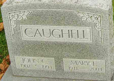 CAUGHELL, JOHN - Franklin County, Ohio | JOHN CAUGHELL - Ohio Gravestone Photos