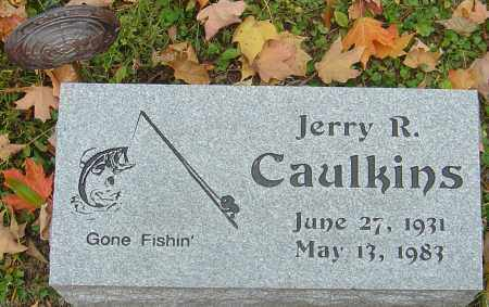 CAULKINS, JERRY R - Franklin County, Ohio | JERRY R CAULKINS - Ohio Gravestone Photos