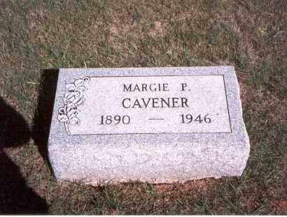 PAINTER CAVENER, MARGIE BELLE - Franklin County, Ohio | MARGIE BELLE PAINTER CAVENER - Ohio Gravestone Photos