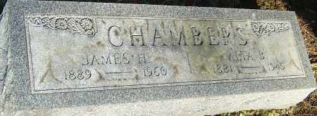 BOWERS CHAMBERS, ALTA - Franklin County, Ohio | ALTA BOWERS CHAMBERS - Ohio Gravestone Photos