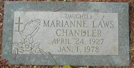 CHANDLER, MARIANNE - Franklin County, Ohio | MARIANNE CHANDLER - Ohio Gravestone Photos