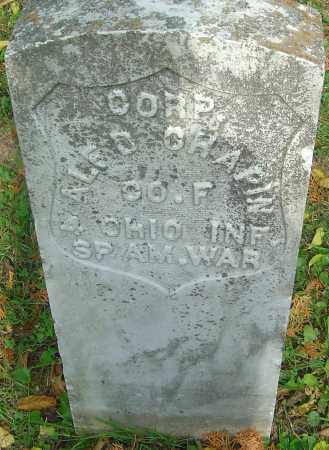 CHAPIN, ALFRED - Franklin County, Ohio | ALFRED CHAPIN - Ohio Gravestone Photos