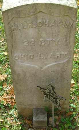 CHAPIN, WILLIAM RILEY - Franklin County, Ohio   WILLIAM RILEY CHAPIN - Ohio Gravestone Photos