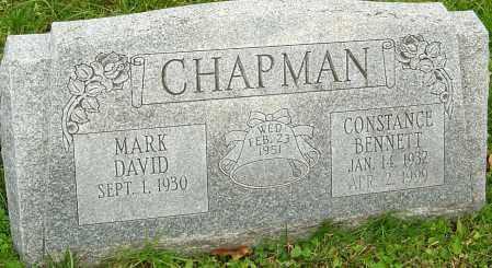 CHAPMAN, CONSTANCE - Franklin County, Ohio | CONSTANCE CHAPMAN - Ohio Gravestone Photos