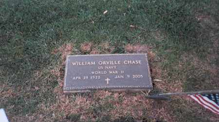 CHASE, WLLIAM ORVILLE - Franklin County, Ohio | WLLIAM ORVILLE CHASE - Ohio Gravestone Photos