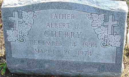 CHERRY, ALBERT - Franklin County, Ohio | ALBERT CHERRY - Ohio Gravestone Photos