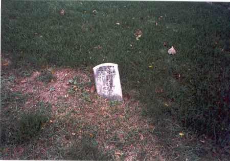 CHERRY, INFANT SON - Franklin County, Ohio   INFANT SON CHERRY - Ohio Gravestone Photos