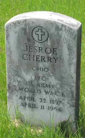CHERRY, JESROE - Franklin County, Ohio | JESROE CHERRY - Ohio Gravestone Photos