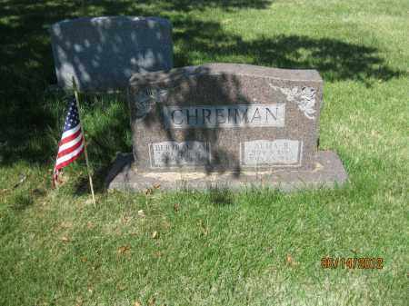 DOUGLASS CHREIMAN, ALMA RUTH - Franklin County, Ohio | ALMA RUTH DOUGLASS CHREIMAN - Ohio Gravestone Photos