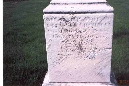 CHURCHMAN, WEALTHY - Franklin County, Ohio | WEALTHY CHURCHMAN - Ohio Gravestone Photos