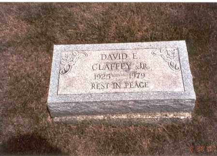 CLAFFEY, JR., DAVID E. - Franklin County, Ohio | DAVID E. CLAFFEY, JR. - Ohio Gravestone Photos