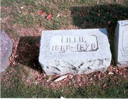 CLAFFEY, LILLIE - Franklin County, Ohio   LILLIE CLAFFEY - Ohio Gravestone Photos