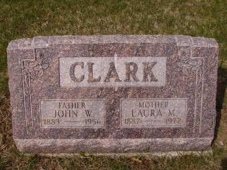 CLARK, LAURA M. - Franklin County, Ohio | LAURA M. CLARK - Ohio Gravestone Photos