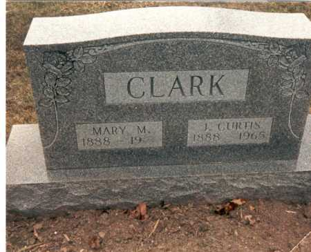 CLARK, MARY M. - Franklin County, Ohio | MARY M. CLARK - Ohio Gravestone Photos