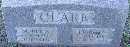 CLARK, MABEL - Franklin County, Ohio | MABEL CLARK - Ohio Gravestone Photos