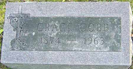 COBB, GRACE - Franklin County, Ohio | GRACE COBB - Ohio Gravestone Photos