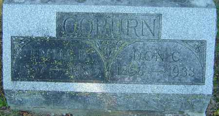 COBURN, DON C - Franklin County, Ohio | DON C COBURN - Ohio Gravestone Photos