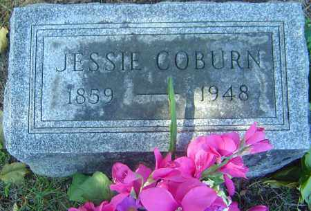 COBURN, JESSIE - Franklin County, Ohio | JESSIE COBURN - Ohio Gravestone Photos