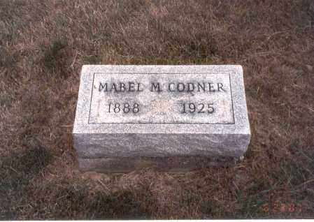 DAIL CODNER, MABEL M. - Franklin County, Ohio | MABEL M. DAIL CODNER - Ohio Gravestone Photos