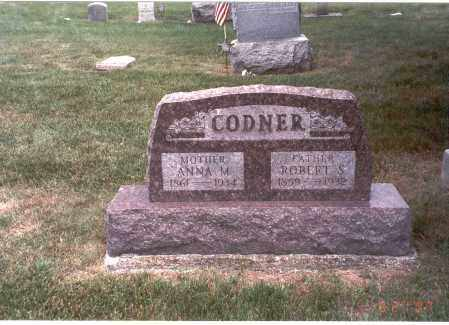 CODNER, ANNA M. - Franklin County, Ohio | ANNA M. CODNER - Ohio Gravestone Photos