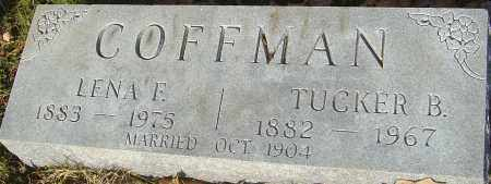 STARK COFFMAN, LENA - Franklin County, Ohio | LENA STARK COFFMAN - Ohio Gravestone Photos