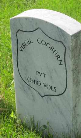 COGBURN, VIRGIL - Franklin County, Ohio | VIRGIL COGBURN - Ohio Gravestone Photos