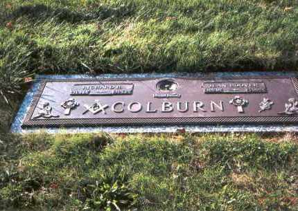 COLBURN, JEAN - Franklin County, Ohio | JEAN COLBURN - Ohio Gravestone Photos