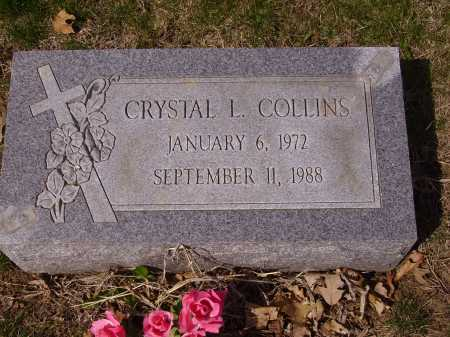 COLLINS, CRYSTAL L. - Franklin County, Ohio | CRYSTAL L. COLLINS - Ohio Gravestone Photos