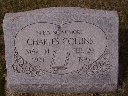 COLLINS, CHARLES - Franklin County, Ohio | CHARLES COLLINS - Ohio Gravestone Photos