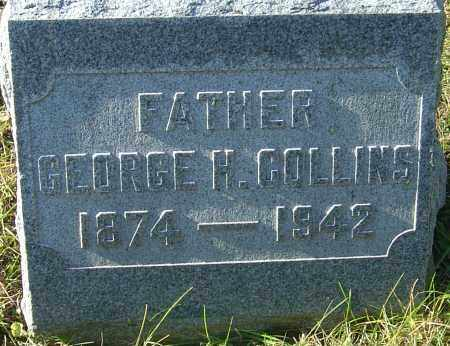 COLLINS, GEORGE H - Franklin County, Ohio | GEORGE H COLLINS - Ohio Gravestone Photos