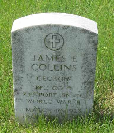 COLLINS, JAMES E. - Franklin County, Ohio | JAMES E. COLLINS - Ohio Gravestone Photos