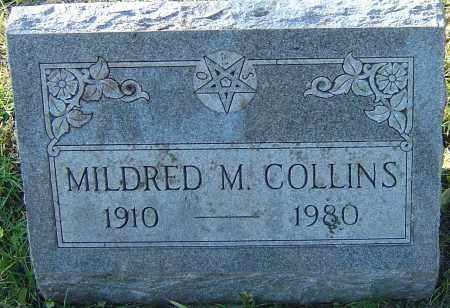 COLLINS, MILDRED M - Franklin County, Ohio | MILDRED M COLLINS - Ohio Gravestone Photos