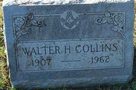 COLLINS, WALTER HENRY - Franklin County, Ohio | WALTER HENRY COLLINS - Ohio Gravestone Photos
