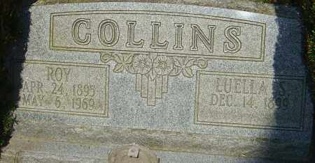 SEEBAUGH COLLINS, LUELLA - Franklin County, Ohio | LUELLA SEEBAUGH COLLINS - Ohio Gravestone Photos