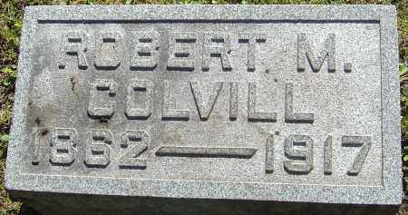COLVILL, ROBERT M - Franklin County, Ohio | ROBERT M COLVILL - Ohio Gravestone Photos